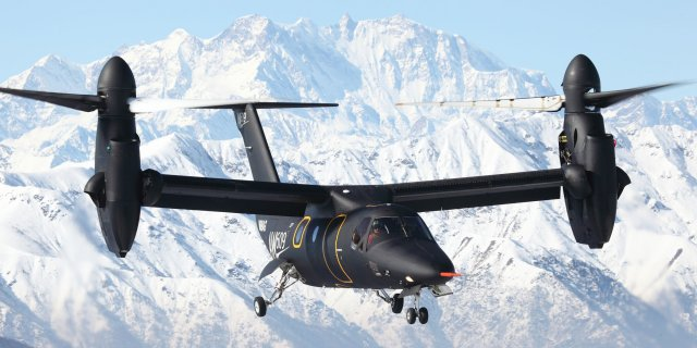 UAE Joint Aviation Command chooses the AW609 tiltrotor aircraft for SAR missions 640 001