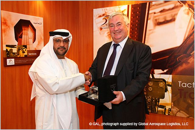 New agreements announced during this week's Dubai Airshow further enhance Eurocopter's Middle East and Asia footprint, creating a cooperative maintenance program for Royal Jordanian Air Force AS 332 M1 Super Pumas, establishing customer support services for helicopters with the United Arab Emirates' Armed Forces, and marking the sale of a corporate EC130 B4 to Pakistan.