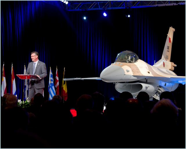 Lockheed Martin [NYSE: LMT] commemorated the 4,500th F-16 Fighting Falcon delivery today with a ceremony for employees, customers, former executives and elected officials, including U.S. Rep. Kay Granger and Fort Worth Mayor Betsy Price.