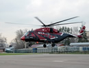 Russian Helicopters and United Engine Corporation (UEC), subsidiaries of Oboronprom, part of State Corporation Rostec, announce the successful start of testing of the third prototype Mi-38 helicopter fitted with Russian-built TV7-117V engines. The new engines have been specially developed for the new transport and passenger helicopter by Klimov, a UEC company.