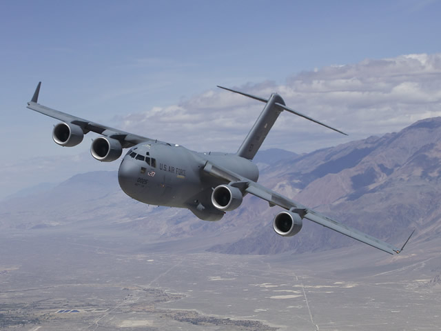 Boeing will complete production of the C-17 Globemaster III and close the C-17 final assembly facility in Long Beach, Calif. in 2015.