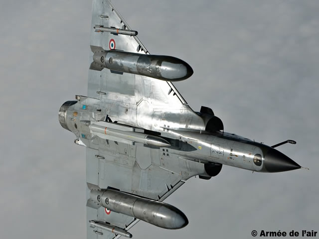 France tested its forces aériennes stratégiques (FAS) Strategic Aerial Nuclear Forces with the firing of an ASMPA (Air Sol de Moyenne Portée Amélioré) nuclear missile. This mission was a simulation of a real nuclear strike involving Mirage 2000N and C135FR (French variant of Boeing KC-135 in use with the US Air Force).