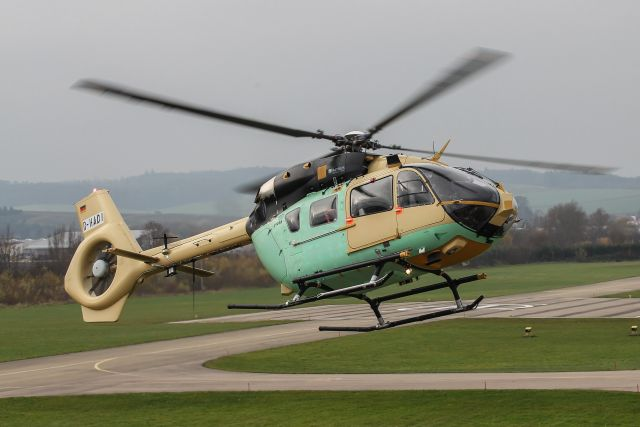 Airbus Helicopters' EC645 T2 lightweight multi-role helicopter successfully completes its first flight