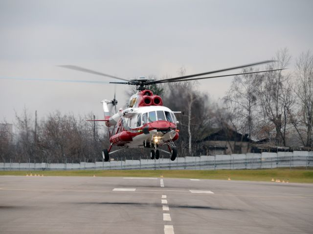 Russian Helicopters (part of State Corporation Rostec) has launched flight tests on the first prototype of the multirole Mi-171A2 helicopter. During its first flight its main systems were tested and found to be in excellent working order, according to commander and test pilot 1st class Salavat Sadriev.