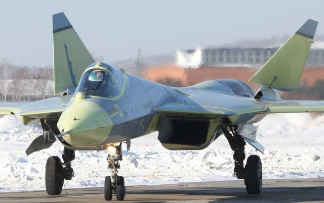 "Russian Concern Radioelectronic Technologies (KRET), a subsidiary of Rostec Corporation, has delivered the first batch of Himalayas, the innovative electronic warfare (EW) systems, for the T-50 advanced frontline aircraft.""We are currently testing it,"" General Director Nikolay Kolesov told today, October 21. ""T-50 prototypes are already equipped with the Himalayas onboard defense system. The system is used in plane tests,"" Kolesov said."