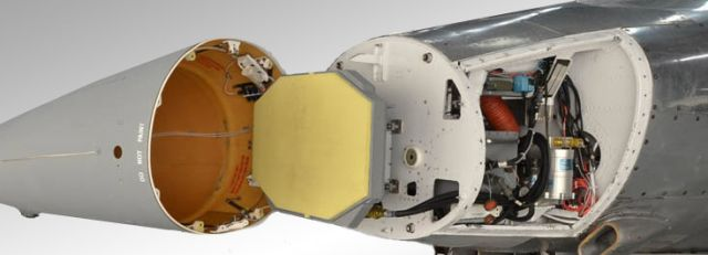 Demonstrating the maturity of its active electronically scanned array (AESA) radar technologies, Northrop Grumman Corporation has successfully concluded all engineering and manufacturing development (EMD) design reviews for the AN/APG-83 Scalable Agile Beam Radar (SABR).