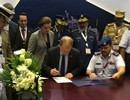 Thales has today signed a memorandum of understanding (MOU) with the Qatar Armed Forces to assist in the development of an Optionally Piloted Vehicle – Aircraft (OPV-A), a high performance Intelligence, Surveillance, Target Acquisition and Reconnaissance (ISTAR) system, and the delivery of a full end-to-end training solution.