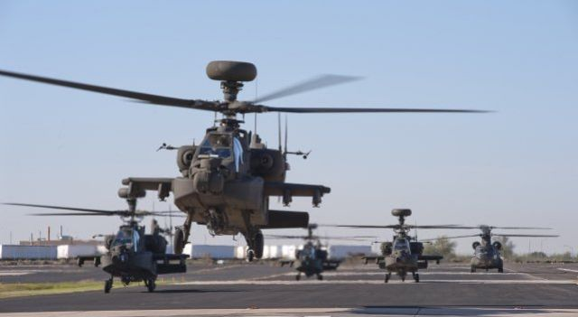 Boeing Defense was awarded on January 26 a $295,866,116 firm-fixed-price foreign military sales contract for eight AH64E Apache attack helicopters. The aircraft has been ordered by the Indonesian armed forces. Work will be performed in Mesa, Arizona with an estimated completion date of Feb. 28, 2018.