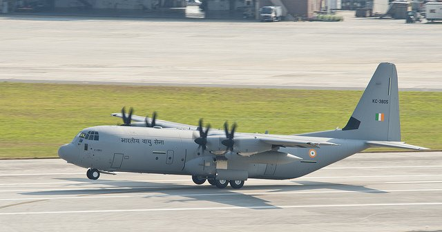The US State Department has made a determination approving a possible Foreign Military Sale to India for Follow-on Support of C-130J Super Hercules Aircraft and associated equipment, parts and logistical support for an estimated cost of $96 million. The principal contractor will be the Lockheed-Martin Company in Marietta, Georgia.