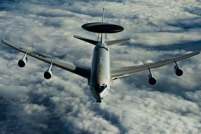 NATO plans to move E 3A Sentry AWACS aircraft from Germany to Turkey 640 001