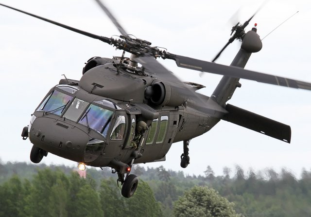 The US State Department has made a determination approving a Foreign Military Sale to Slovakia for UH-60M Black Hawk Helicopters and associated equipment, parts and logistical support for an estimated cost of $450 million. The principal contractors will be the Sikorsky Aircraft Company in Stratford, Connecticut; and General Electric Aircraft Company in Lynn, Massachusetts.