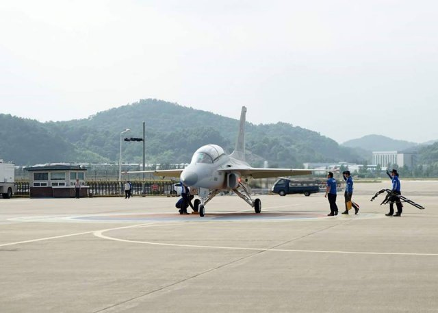 "Korea Aerospace Industries (KAI) announced that the first FA-50PH for Philippines successfully performed its maiden flight. ""FA-50PH's maiden flight took place on 19 June after the Philippines has signed a contract for 12 KAI FA-50 fighter aircraft in March last year,"" KAI said on its social networking page. ""We will [do] our best to deliver initial 2 aircraft by the end of this year,"" the Korean company said."