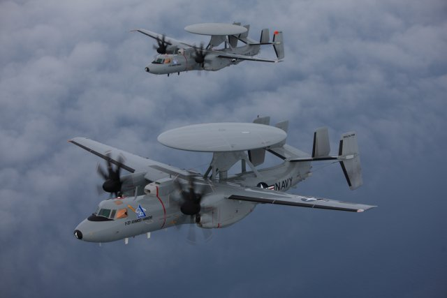 U.S. Approves a $1.7 bn FMS to Japan for Four E-2D Advanced Hawkeye and Associated Equipment