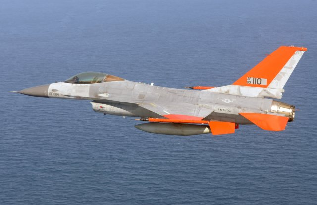 A few days after the delivery of the first production QF-16 full-scale aerial target to Tyndall Air Force Base, Boeing has been awarded a $28,460,408 contract for purchase of 25 QF-16 Full-Scale Aerial Targets (FSAT), announced today the US Department of Defense.