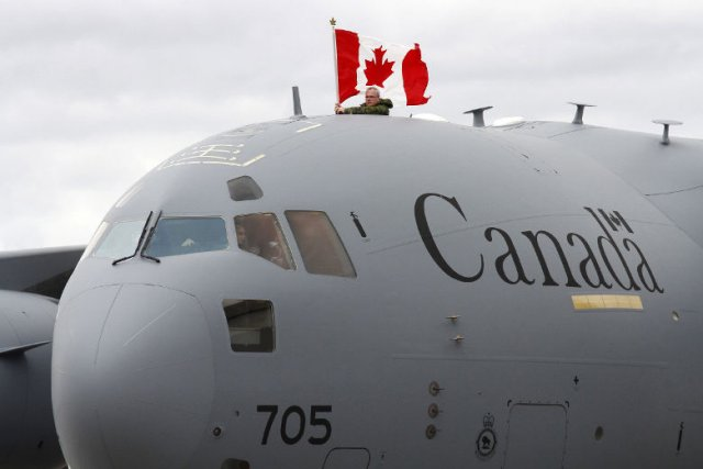 The Royal Canadian Air Force yesterday accepted delivery of its fifth CC-177 Globemaster III aircraft, increasing its flexibility to respond to both domestic and international emergencies and support a variety of missions, including humanitarian assistance, peace support and combat, the RCAF said on March 30 in an official statement.