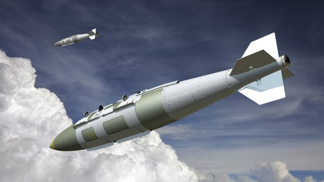 Boeing wins a 262 mn order from USAF for Lot 17 Joint Direct Attack Munition kits 640 001