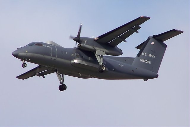 Leidos contracted by U Army to support Airborne ISR needs 640 001
