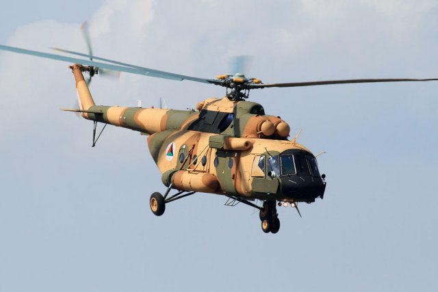 US lifts sanctions against Rosoboronexport for Afghanistan s Mi 17 helicopters support 640 001