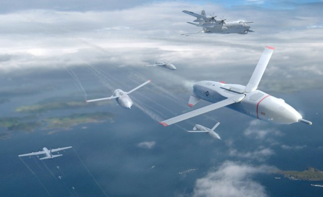 DARPA awards Gremlins next generation UAS Phase 1 contracts 640 001
