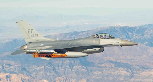 Kongsberg Joint Strike Missile achieves long range flight test in US 640 001
