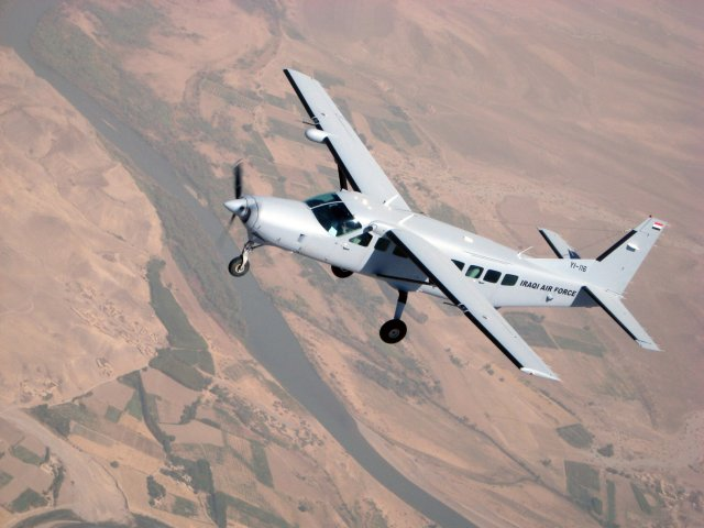 Orbital ATK to equip Iraqi  C 208 aircraft with MX 15 HD EO IR systems 640 001