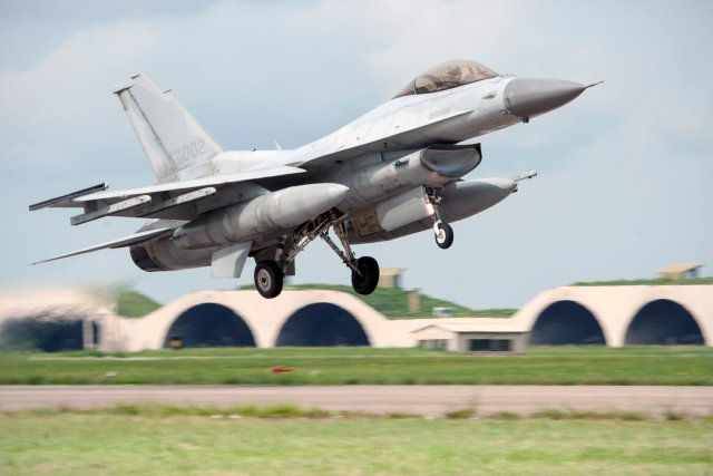 South Korean F 16 fighter jets receive new strike and air to air capabilities 640 001
