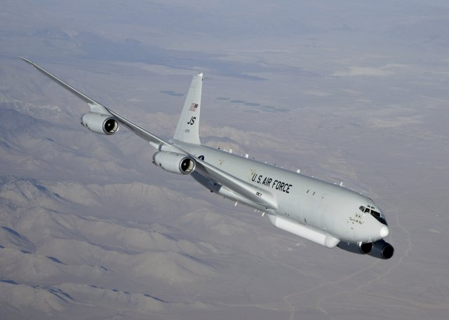 USA issues RFP for E 8C JSTARS Replacement Program 640 001