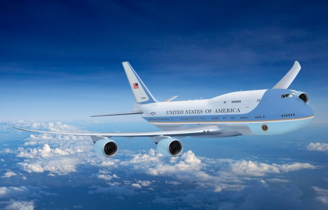 Boeing wins a 25mn contract for preliminary work on next gen Air Force One aircraft 640 001