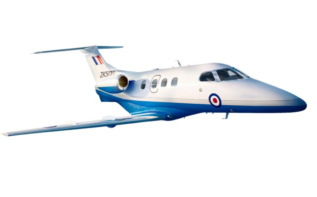 Embraer Phenom 100 jets selected to provide multi engine training to British aircrews 640 001
