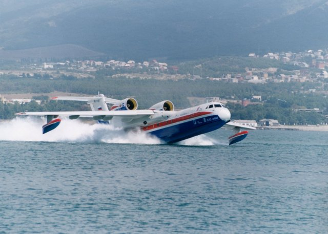 Indonesia and Russia about to reach deal for Be 200 amphibious aircraft delivery 640 001