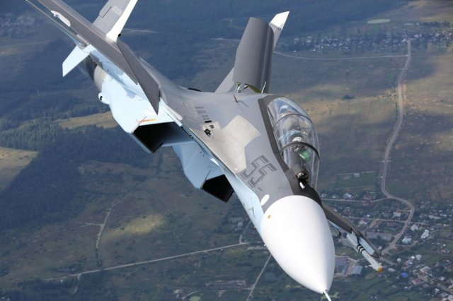 Russia and Iran plan to ink deal for Su 30SM fighter aircraft delivery in 2016 640 001