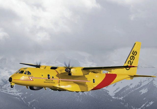 Airbus DS and Provincial Aerospace join forces for Canada s SAR aircraft replacement program 640 001