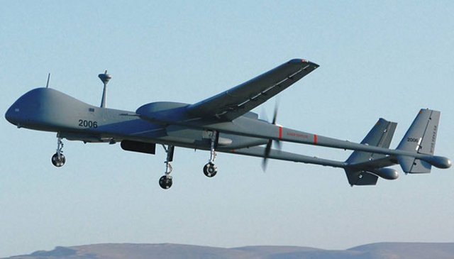 Germany could purchase IAI Heron TP remotely piloted aircraft 640 001