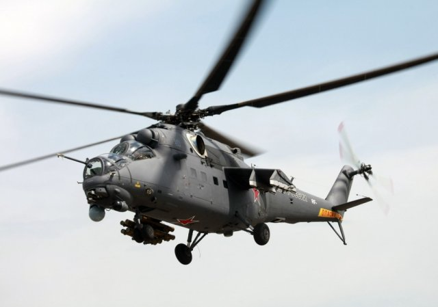 Ghana plans to purchase a first Mi 35 attack helicopter 640 001