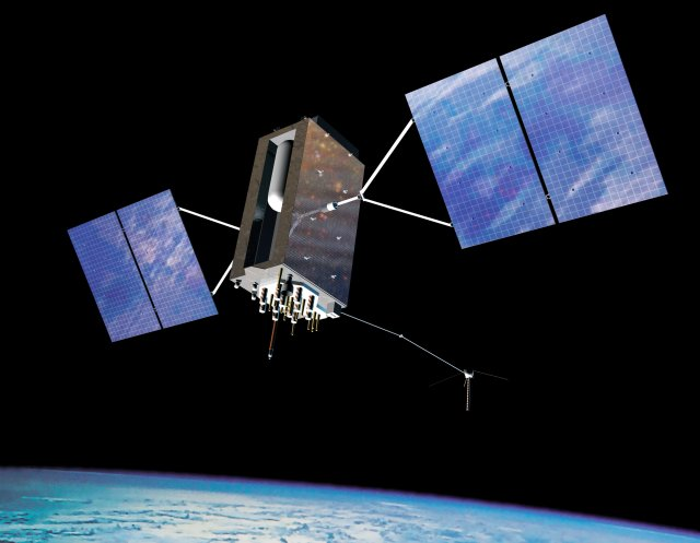 Northrop Grumman to support US Air Force s GPS modernization program 640 001