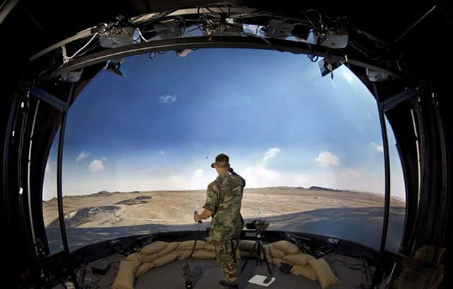 QuantaDyn to provide USAF with Joint Terminal Control Training and Rehearsal Systems 640 001