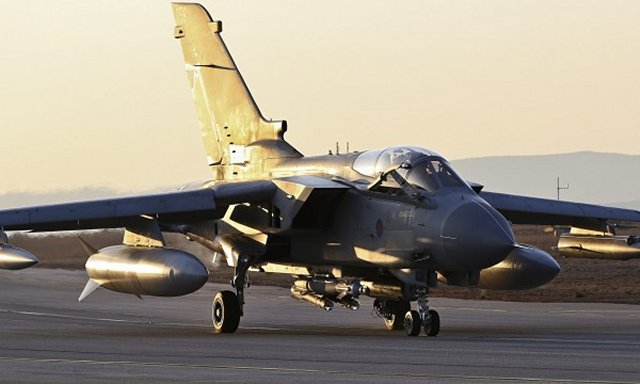 RAF aircraft fires Brimstone missiles against Daesh in Syria for the first time 640 001