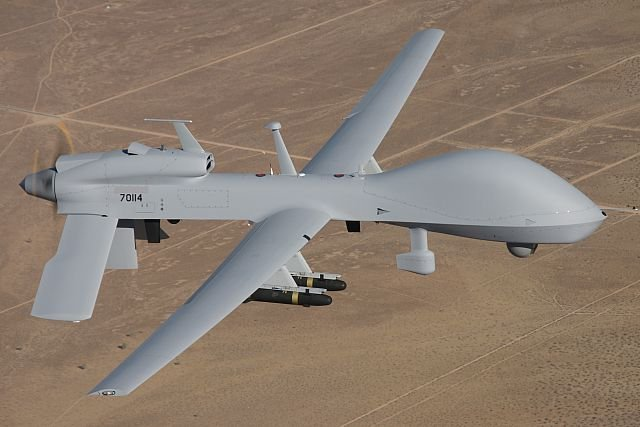 US plans to deploy MQ 1C Gray Eagle RPAsin South Korea by 2016 end 640 001