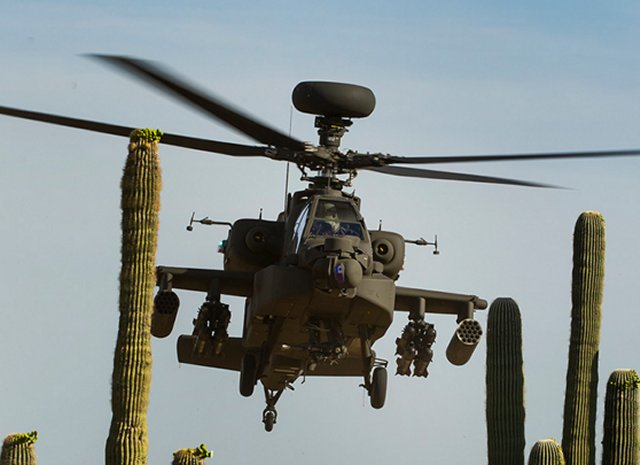 ViaSat to produce Link 16 terminals for AH 64E Apache helicopter Lots 5 and 6 640 001