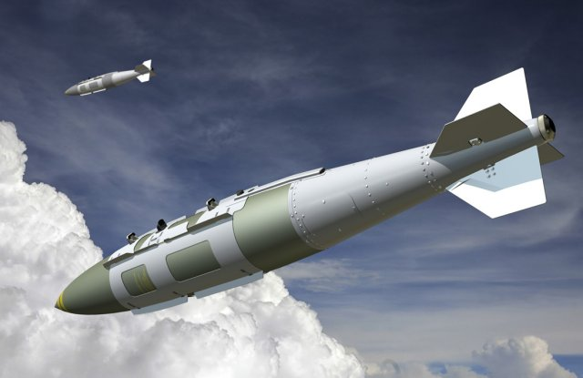 Boeing wins a 3 2 bn USAF contract for JDAM tail kits 640 001