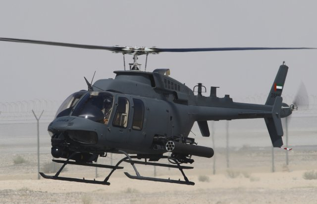 CAE to provide UAE Joint Aviation Command with UH 60M and 407MRH training systems 640 001