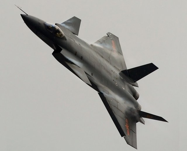 China ays J 20 stealth fighter will be deployed in the near futur 640 001