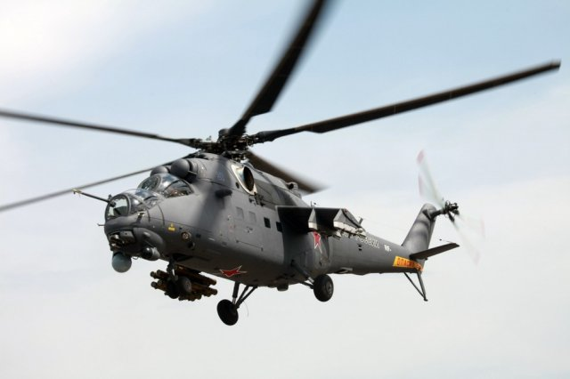 Kazakhstan to receive first batch of Mi 35M helicopters by 2016 end 640 001