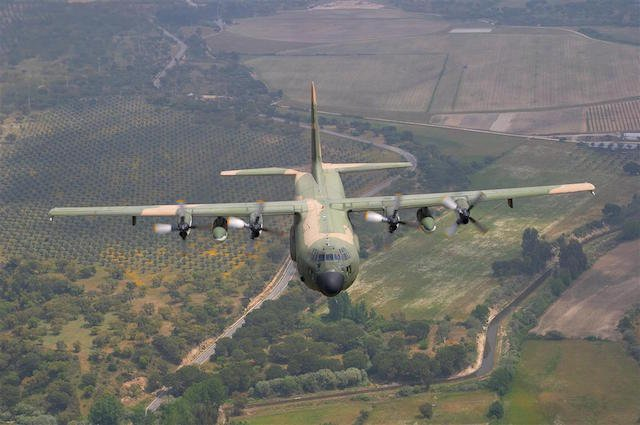 Portugal to upgrade its C-130H transport aircraft 640 001