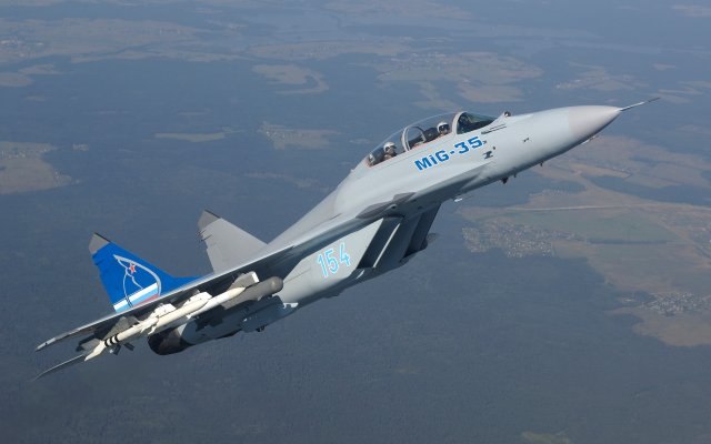 Russia likely to receive first MiG 35 fighter jets in 2018 640 001