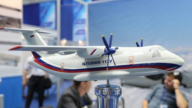 Russia plans to order 48 Il 112V light airlifters in 2016 2017 640 001