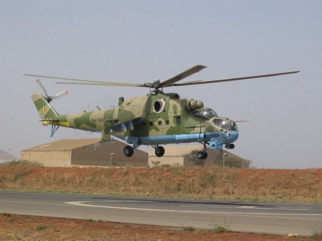 Senegal Mi 35P helicopters to get new DSP HD optical systems 640 001