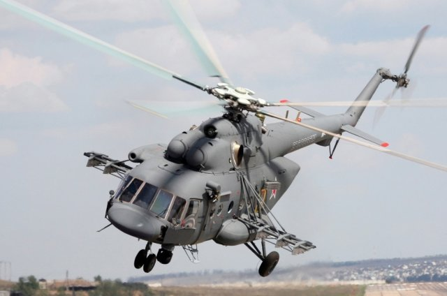 Angola takes delivery of four more Mi 171Sh multirole helicopter 640 001