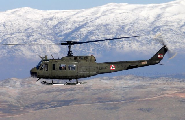 Bell Helicopters to provide 3 UH 1H Huey II helicopters to Lebanon 640 001