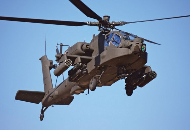 Boeing wins a 185mn contract from US Army for Lot 7 AH 64 Apache helicopters 640 001